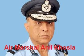 Air Marshal Anil Khosla
